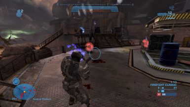 Firefight Third Person View