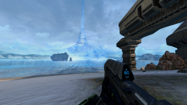 Toggle HUD for Combat Evolved