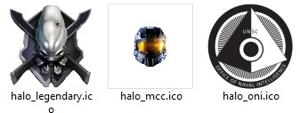 Better Desktop Shortcuts At Halo The Master Chief