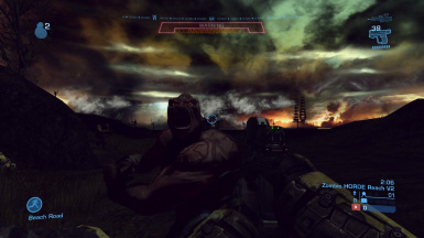 Zombie HORDE Reach Firefight - Map Pack