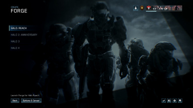 Halo Reach Forge Back on (Post H2A Work around)