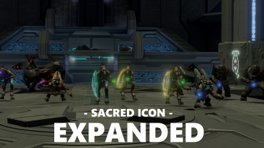 Sacred Icon Expanded - Halo 2 Campaign Mission Tweaks