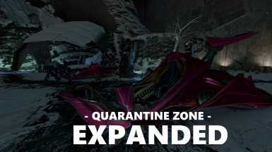 Quarantine Zone Expanded - Halo 2 Campaign Mission Tweaks