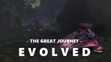 The Great Journey Evolved - Halo 2 Campaign Mission Overhaul