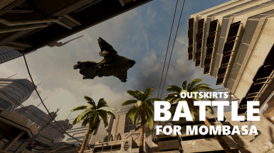 Outskirts - Battle for Mombasa - Halo 2 Campaign Mission Tweaks