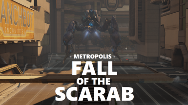 Metropolis - Fall of the Scarab - Halo 2 Campaign Mission Tweaks