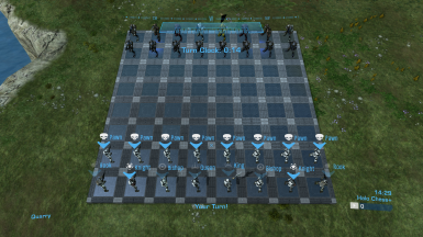 Halo Chess Plus