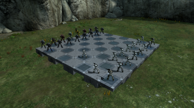 The chessboard map published with v1.0.3