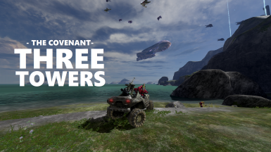 The Covenant - Three Towers - Halo 3 Campaign Mission Overhaul