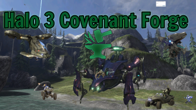 Halo 3 Forge on The Covenant