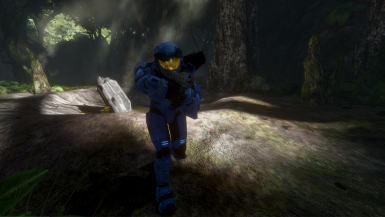 (VOICES)   Caboose Visits the halo 3 Campaign