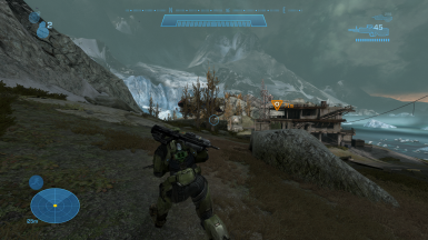 Halo Reach Third Person Campaign