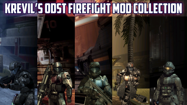 Krevil's ODST Firefight Mod Collection