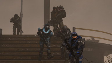 Noble Team on Lone Wolf - (Updated for MCC Season 5)