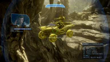 Halo 4 - Forge in Campaign - Infinity
