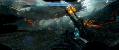 Halo 4 ammo and weapon Campaign mod