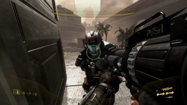 No more trading with the ODST squad. No more using them to cheese sections.