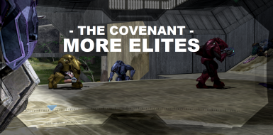 More Elites on The Covenant - Halo 3 Campaign Mod