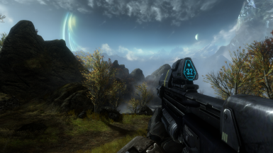 Toggle HUD and crosshair