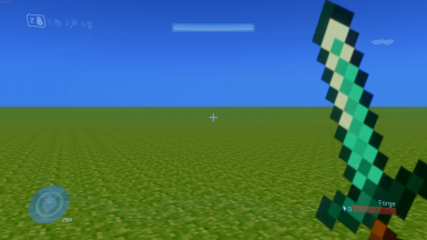 Halo but its actually Minecraft
