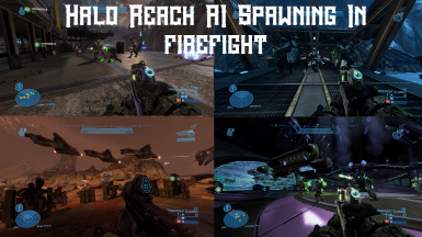 Halo Reach AI Spawning in Firefight