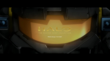 Halo Legends Themed Menu Background Replacement