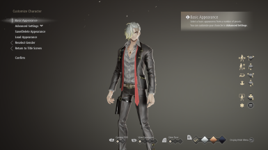 Play as Jack Rutherford (Male Avatar)