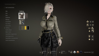 Playable Karen's Outfit (Curvy)