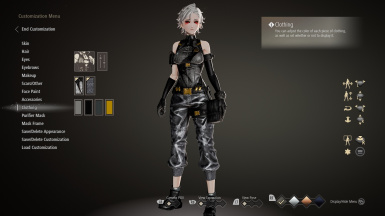 Player Usable Emily's Outfit