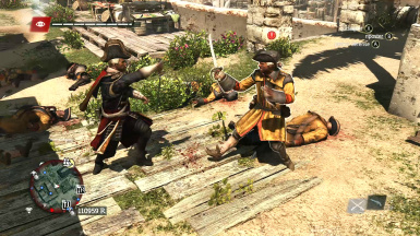 Improved combat system (TEMPLAR ORDER PROJECT)