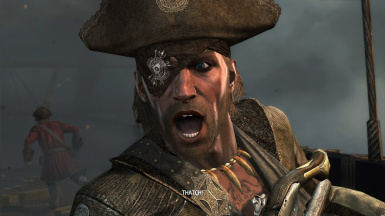 Edward Kenway the Legend - Some modifications.