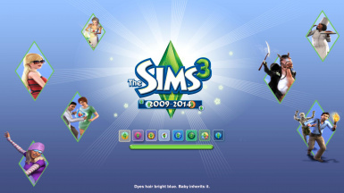 The Sims 3 Loading Screen Replacement