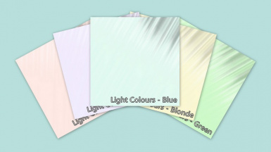 Light Colours Collection