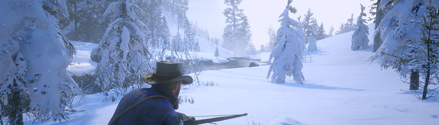 Red Dead Redemption 2 - Beyond Ultra Mod