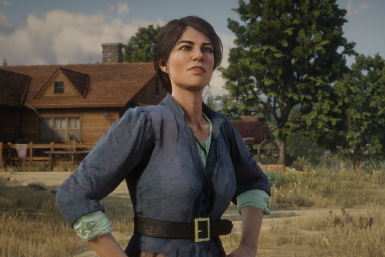 RDR1 Accurate Abigail Marston