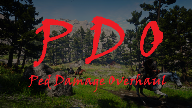 Ped Damage Overhaul