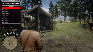 Red Dead Trainer