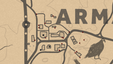 Armadillo Outpost Mission.