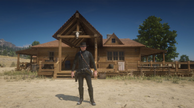 ALMOST PERFECT RDR2 SAVE GAME