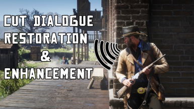 Cut Dialogue Restoration and Enhancement