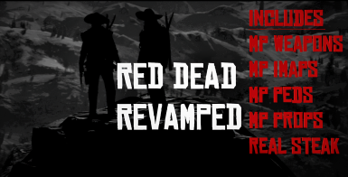 Red Dead Revamped - Assets Expanded and Explored