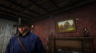 Beginning of Chapter 2 with Quality of Life Changes and Closed Winter Coat from Chapter 1
