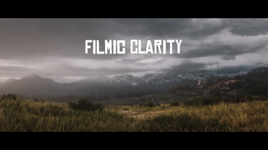 Filmic Clarity ReShade 4.2 - Chemical Edition
