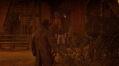 RDR2 Prosperous and More Populated and Advanced Tumbleweed Mod