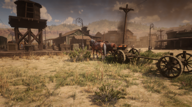 OUT NOW RDR2 Fully Populated and Prosperous Armadillo Mod