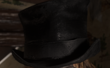 Lazy Stovepipe Tophat