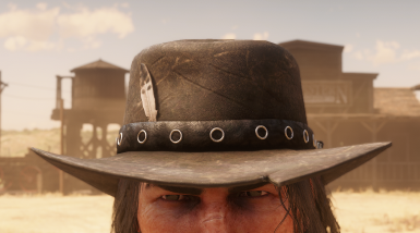 RDR1 Accurate hat details