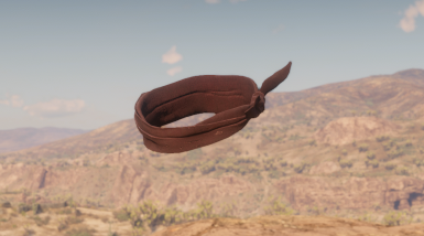 RDR1 accurate color for the neckerchief