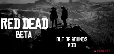 Red Dead Beta - Out of Bounds