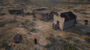 Cactus Town project 0.5
